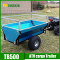 ATV trailer from China,single ATV tow behind trailer