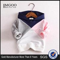 Custom Made Mix Color Kids Boys Girls Hoodies Winter Sweatshirts 100 Cottoon Fabric Made In China