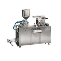 PLC Controlled Honey Blister Packing Machine