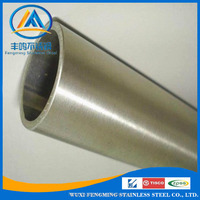 high quality flexible stainless steel pipe/tube made in china