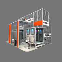 Exhibition Booth Design For CAR TIRES