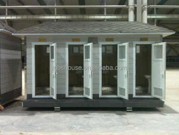 Public Prefab Portable Toilet For Sale Cheap Outdoor