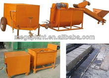 High Efficiency concrete Foam Block/brick making Machine