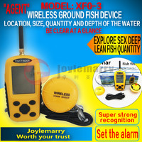 XF03 Sonar Wireless Boat Fish Finder