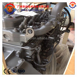 ISUZU 6BG1 diesel engine assy 128.5Kw , ZX200 excavator complete engine for sale