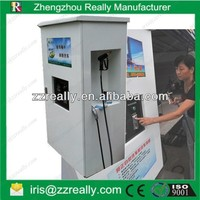 Coin accepted steam jet self service car washer washing machine