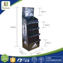 Advertising Cardboard Tablets Display Stand rack for RETAIL STORE