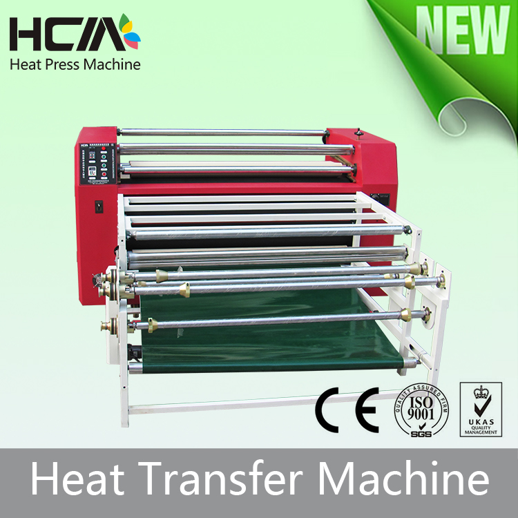 CE high quality big size fabric laminating heat press machine made in china