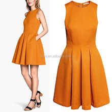 Oem clothing manufacturer top selling women wholesale convertible dress