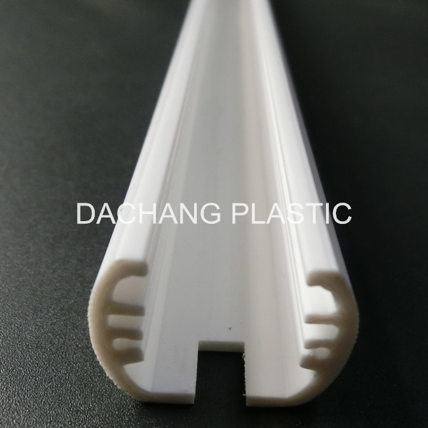 5VA extrusion ABS profile for led lighting fixture