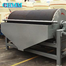 CHMM Factory Price High efficiency Iron Powder Wet Drum Mining Magnetic Separator