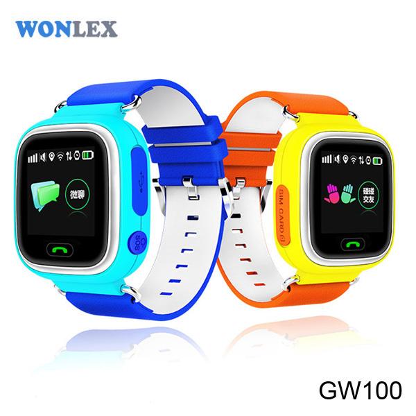 Good Quality Cheap Price Fashion Design Custom Logo Sport Watch GPS for Kids