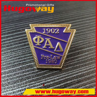 lapel pins cheap Metal Crafts High efficiency Soft Enamel Pins