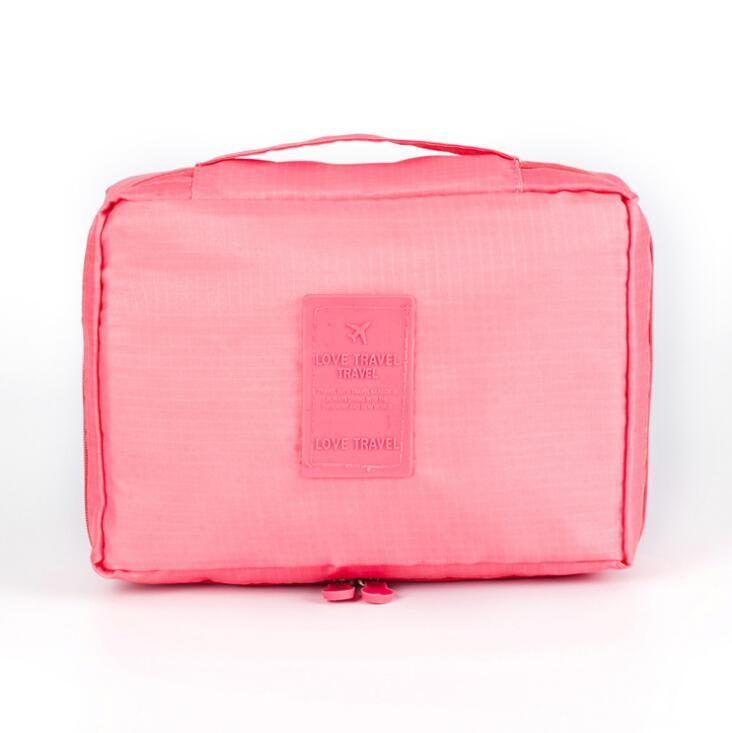 Travel Diamond Shape Plain Make Up Bag Ladies Cosmetic Case Willibag
