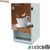 Best price flavorful taste italy cappuccino coffee vending machine with great quality