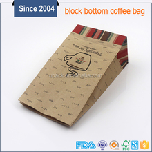 Available food packaging paper bags retail kraft sos paper bags