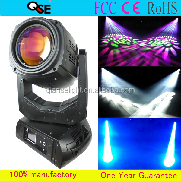 Guangzhou Factory Sales 10R Spot Wash Beam 280W Moving Head Light