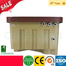 Underground filter for house swimming pool