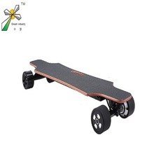 2017 distributors wanted high quality off road electric skateboard