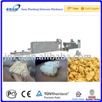 Handy automatic soya block protein making machine