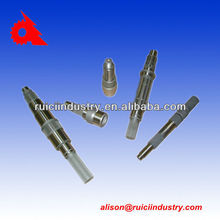 CNC machining worm shaft