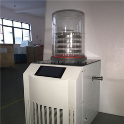 High quality Food Mini Freeze Dryer/ freeze dryer price
