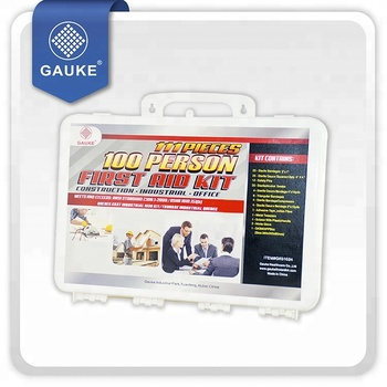 ANSI & OSHA industry first aid kit for workplace