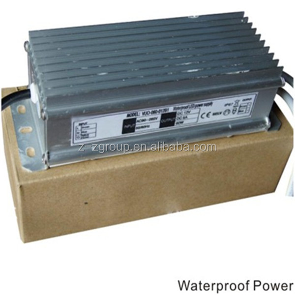 light driver Waterproof 180v-230v ;150w, IP67 ,LED Power Supply