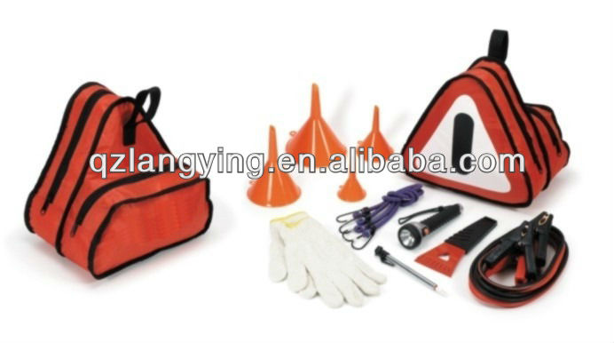 Car Emergency Tool Kit with box