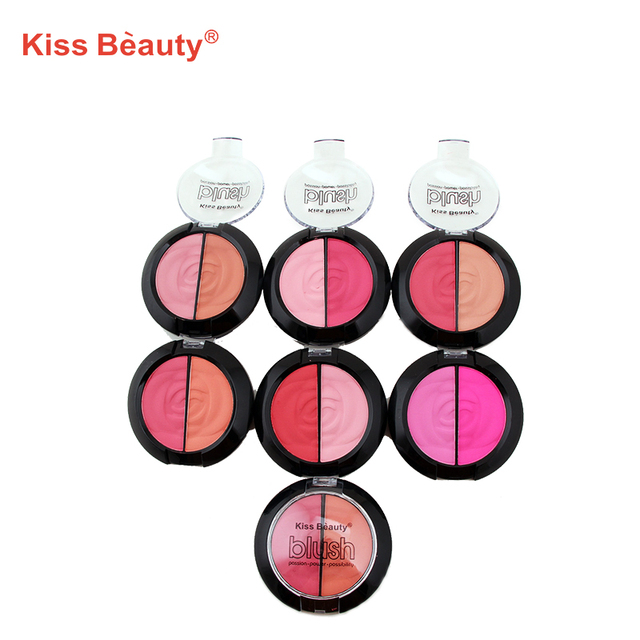Professional shades makeup cosmetic cheer blusher