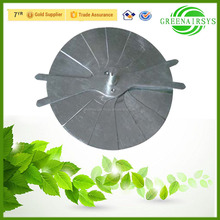 Air Condition Ducting Aluminum Round Air Volume Damper from China Supplier