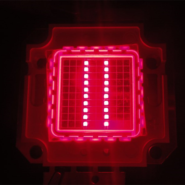 720nm 730nm 750nm Red led 20w infrared led for grow lights