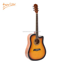 Wholesale cheap high quality beginner classical acoustic guitar made in china