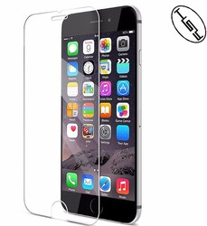 HUYSHE Wholesale Best Quality Screen protector Anti-explosion 2.5D 9h hardness Tempered Glass Screen Protector film For iphone 8