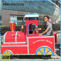 New model train ride for kids, tour train for mall, zoo, park