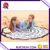 China supplier double sides 2 person camping export beach towel