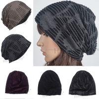 new knitting beanie baggy skull cap hat wintersummer thin hipster hat