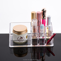 Multipurpose wholesale Clear Acrylic Makeup Organizer