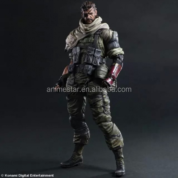 Play Arts Metal Gear Solid V Action Figure 10Inch