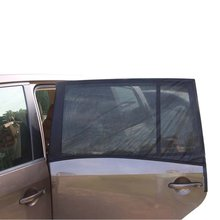 Cover Sun Shade Rear Side Window Baby Sun Shade Auto Window Mesh Auto Insect Screen
