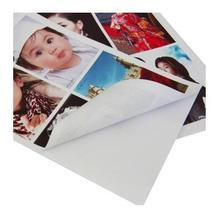 135gsm A4 (297*210 mm) Self-Adhesive Glossy Photo Paper Inkjet 50sheets/pack