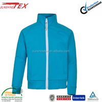Boy children's polar fleece jacket clothes