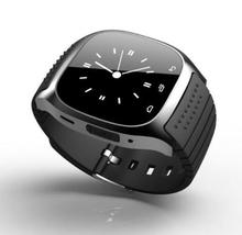 M26 andriod Watch wristwatch smartwatch with Dial SMS Remind Music Player Pedometer for Android Samsung Smartphones