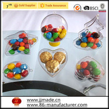 Popular wholesale Plastic Christmas ornament / Christmas gift ball