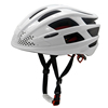New arrival electric fan adult mountain bike light up led helmet