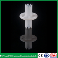 hollow plastic wheel/replacement plastic wheels for PCB equipments