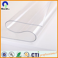 Factory Directly PVC Film Soft Clear