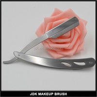 Professional Barber Razor Stainless Steel Straight Edge Razor Classic Style for Extra Clean Shave