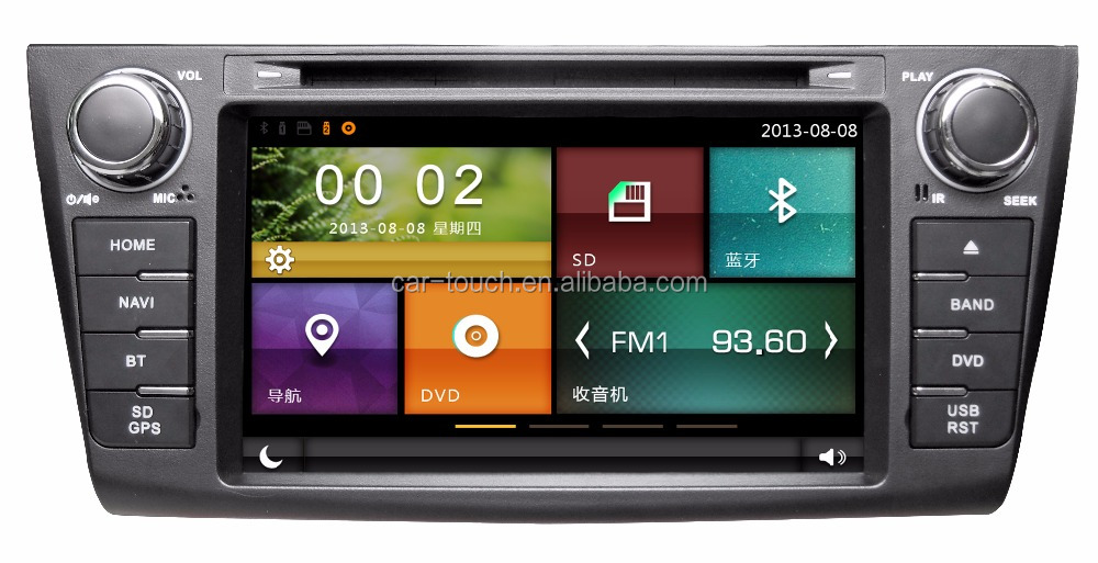 For Changan Horor touch screen car dvd player 7 inch car gps navigaiton system 2 din car stereo with GPS+DVD+EQ