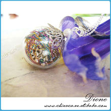 Wholesale Any size any shape iridescent glass ball